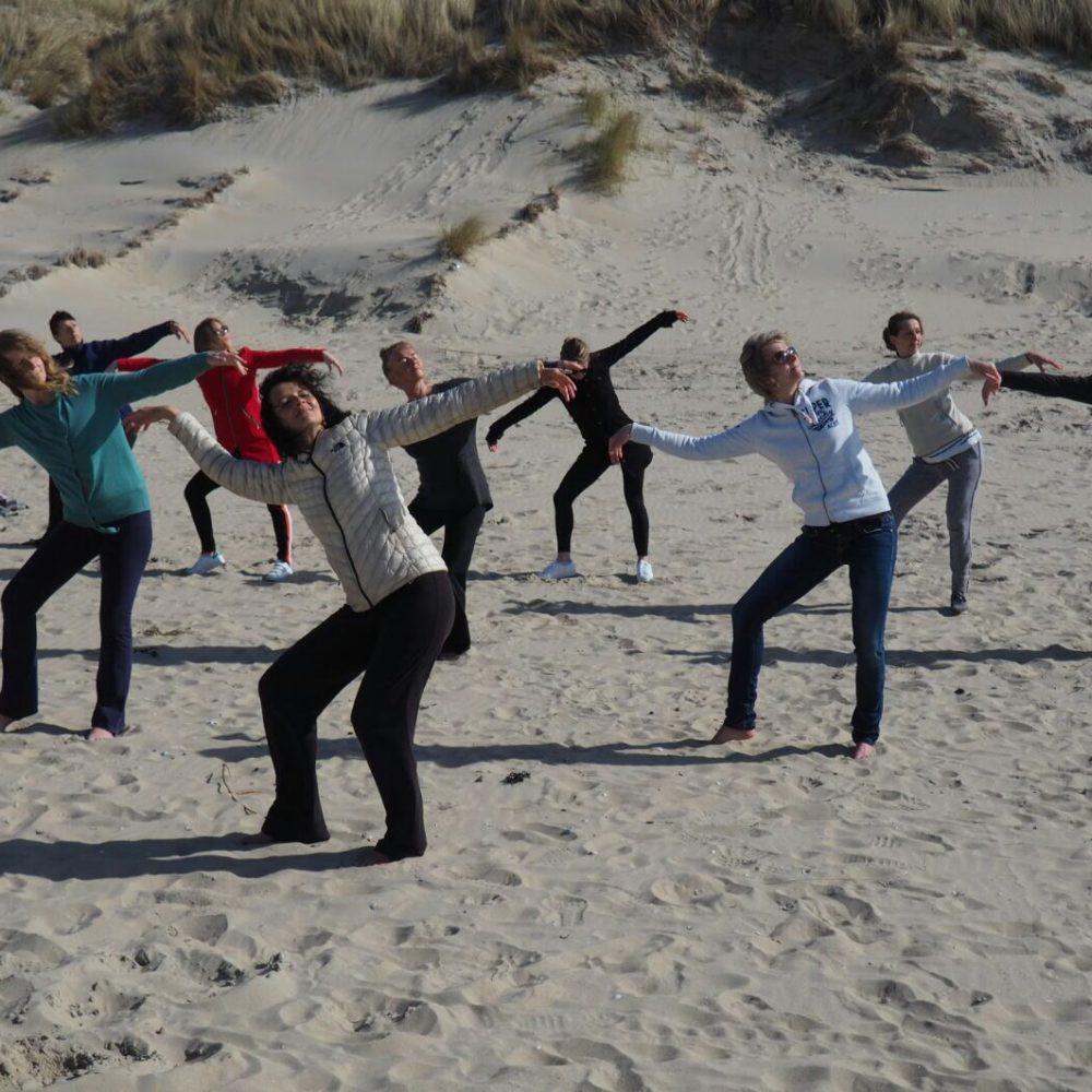 Yoga en verwenweekenden in Hotel Opduin Texel