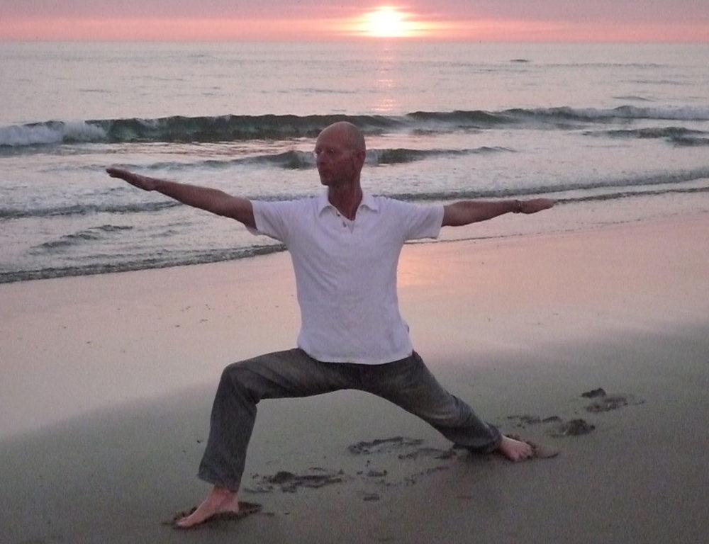 Yoga op Texel